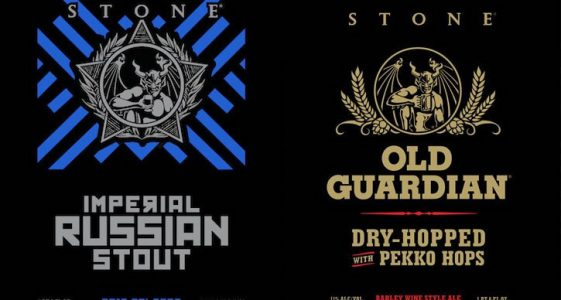 Stone Imperial Russian Stout Old Guardian