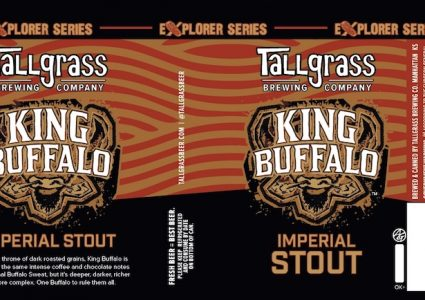 Tallgrass King Buffalo