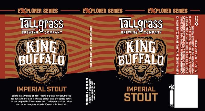 Tallgrass King Buffalo