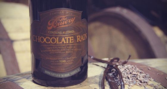 The Bruery Chocolate Rain 2017