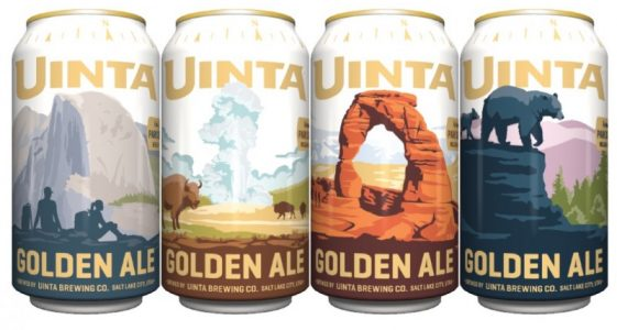 Uinta Golden Ale