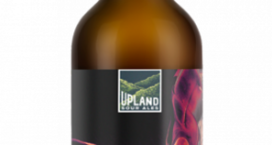 Upland Brewing - Peach Fruited Sour (750ML)