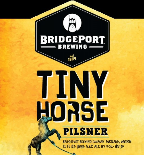 Bridgeport Brewing - Tiny Horse Pilsner
