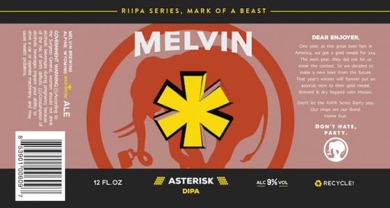 Melvin Asterisk