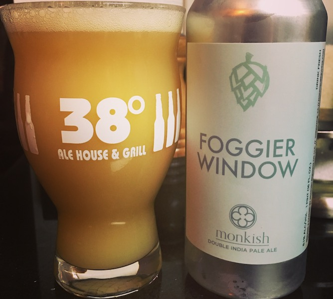 Monkish Foggier Window