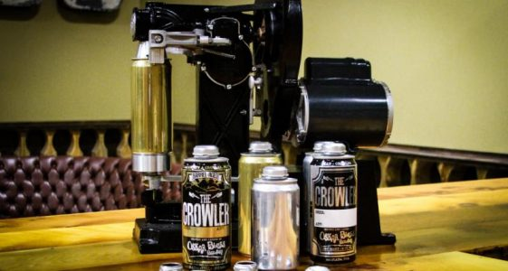 Oskar Blues Resealable Crowler