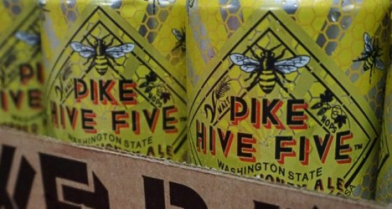 Pike Brewing - Hive Five
