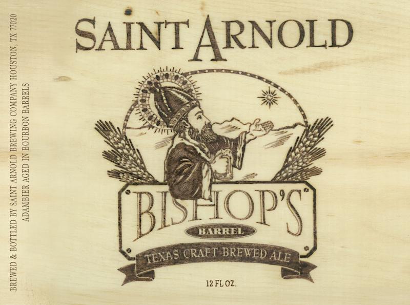 Saint Arnold Bishop's Barrel No. 17