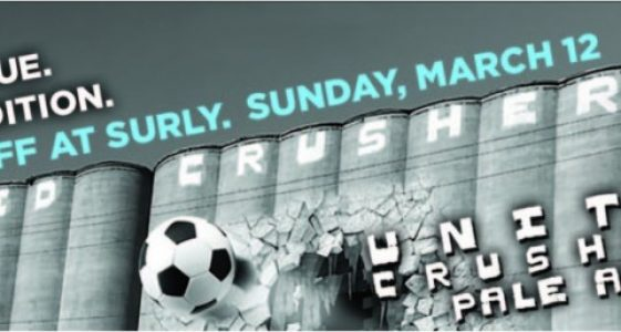 Surly Brewing - United Crusher Pale Ale