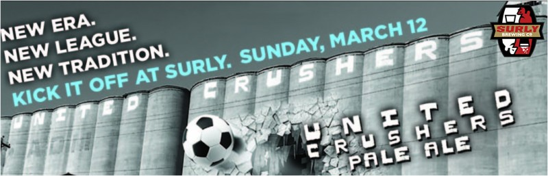 Surly Brewing - United Crushers Pale Ale