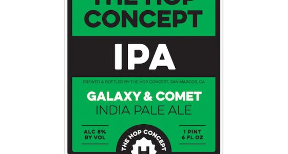 The Hop Concept Galaxy and Comet
