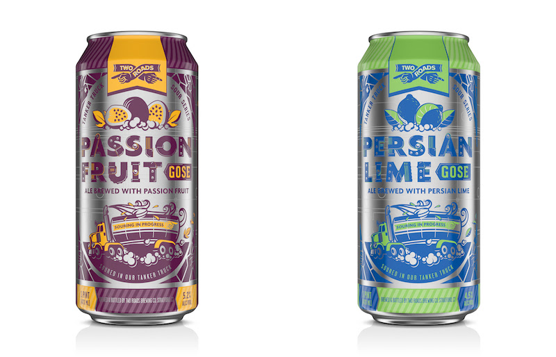 Two Roads Sour Cans