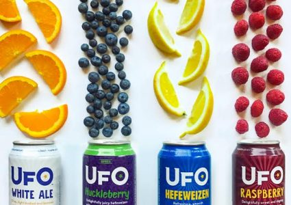 UFO Beer (Cans)