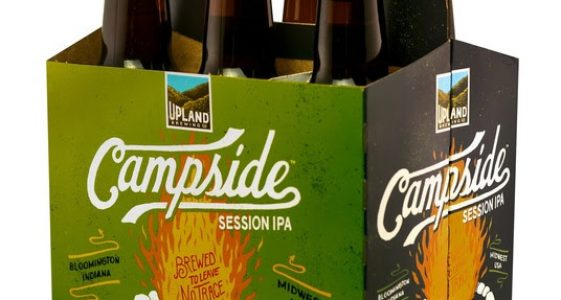 Upland Brewing - Campside Session IPA (6 Pack)