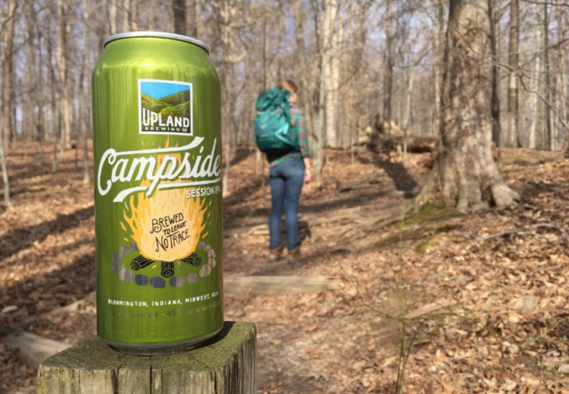 Upland Brewing - Campside Session IPA (Can)