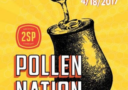 2SP Brewing - Pollen Nation Imperial Saison