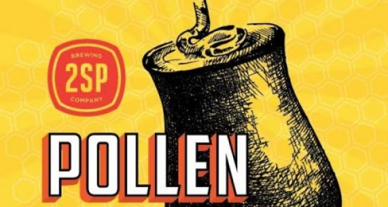 2SP Brewing - Pollen Nation Imperial Saison