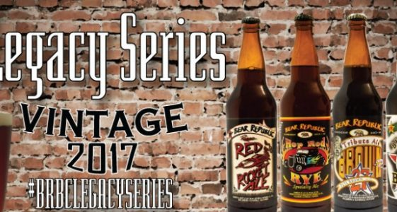 Bear Republic Brewing - Legacy Series