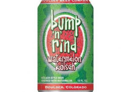 Boulder Beer - Bump n' Rind Watermelon Kolsch