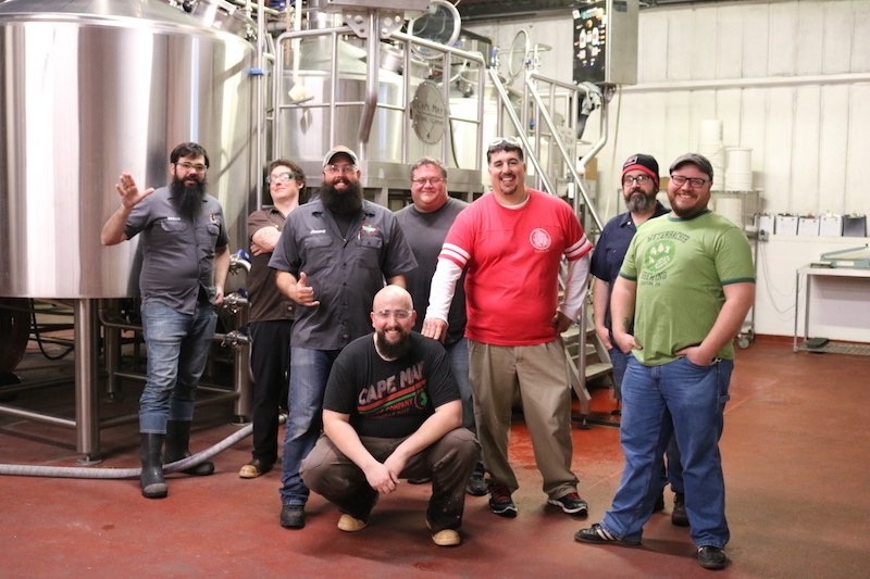 Cape May Brew Co Collaboration with Weyerbacher