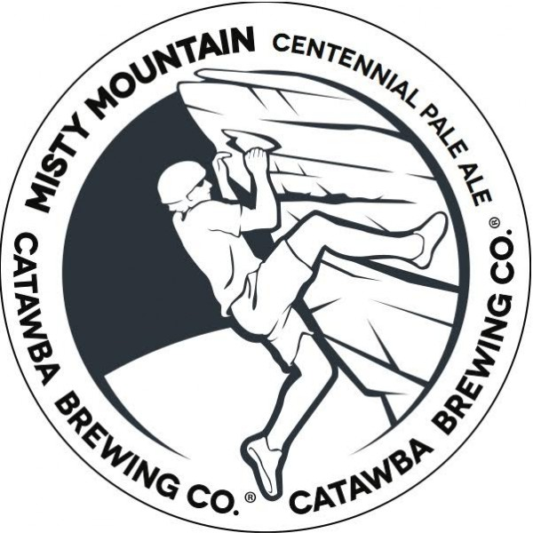 Catawba Brewing - Misty Mountain Centennial Pale Ale