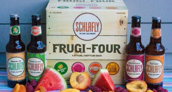 Schlafly Beer - Frugi Four Sampler Pack