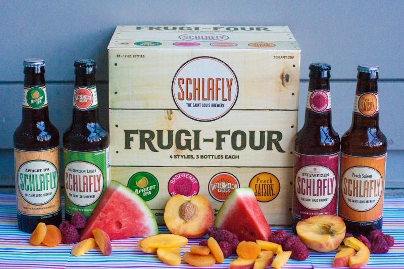Schlafly Beer - Frugi Four Sampler Pack