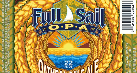 Full Sail Oatmeal Pale Ale