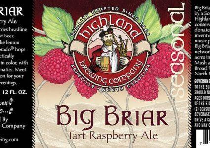 Highland Brewing Big Briar
