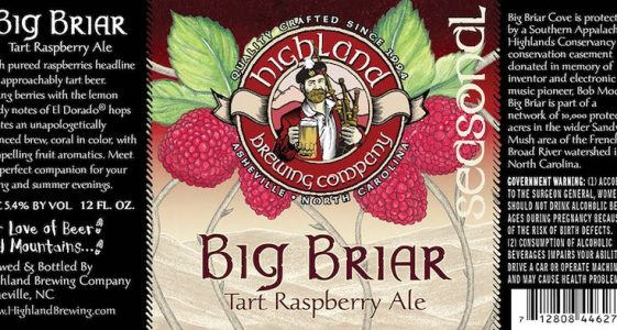 Highland Brewing Big Briar