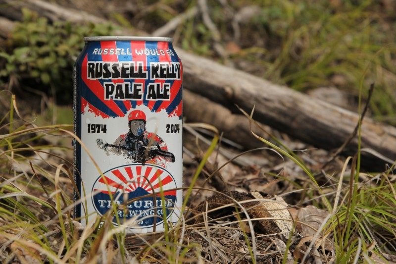 Telluride Brewing -  Russell Kelly Pale Ale