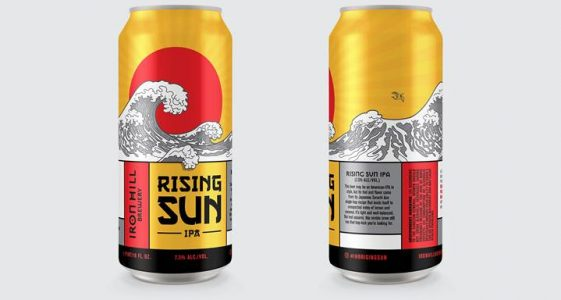 IRON HILL Rising Sun IPA
