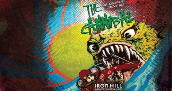Iron Hill The Cannibal