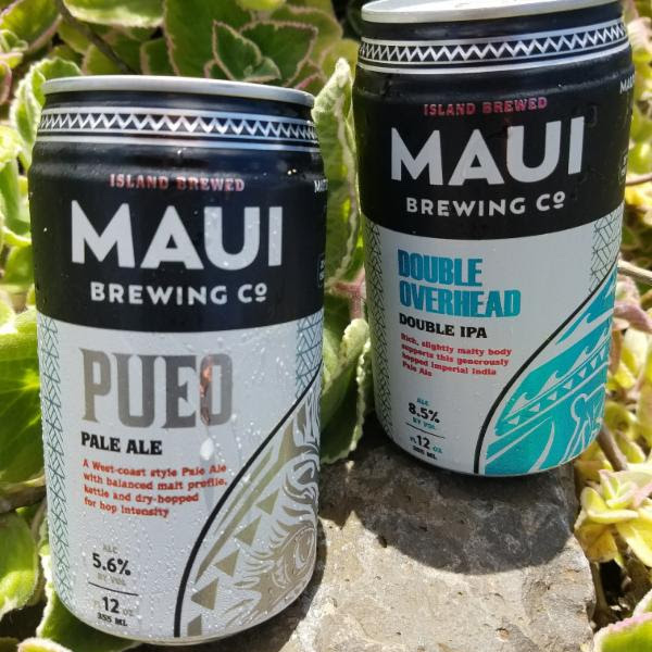 Maui Pale and Double Can