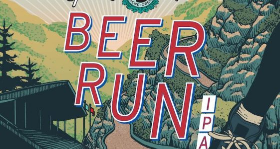 Ninkasi Beer Run IPA