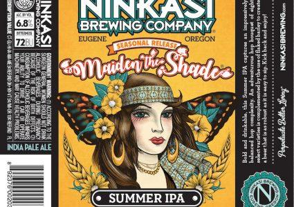 Ninkasi Maiden The Shade 2017