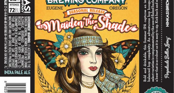 Ninkasi Maiden The Shade 2017