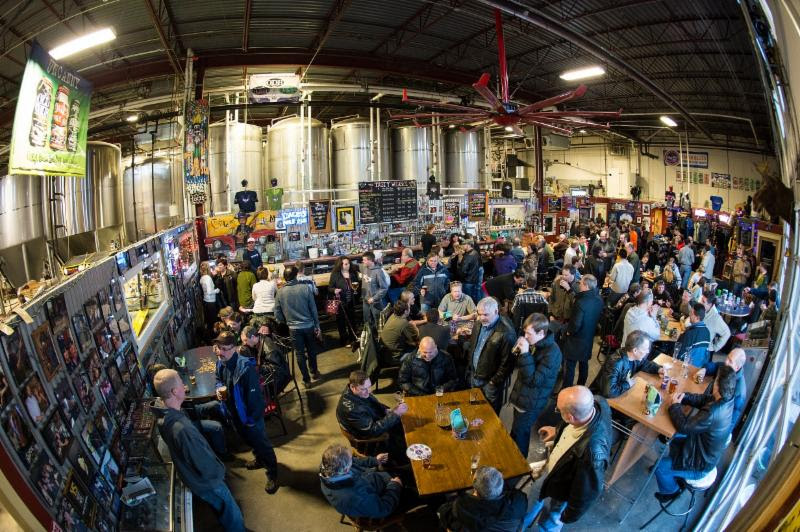 Oskar Blues Brewery Announces Taproom in Boulder, CO.