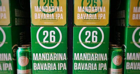 Station 26 Mandarina Bavaria IPA