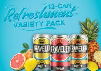 Traveler Refreshment Variety Pack