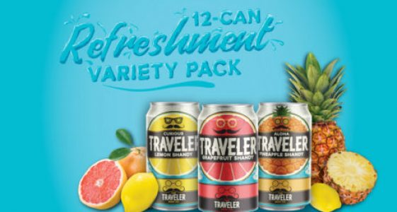 Traveler Refreshment Variety Pack