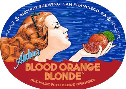 Anchor Blood Orange Blonde