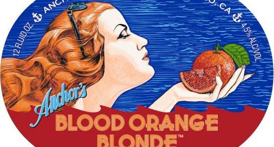 Anchor Blood Orange Blonde
