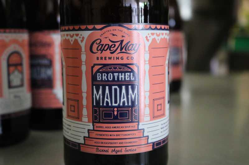 Cape May Brewing Company, Brothel Madam