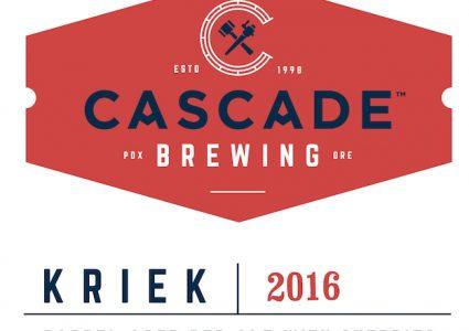 Cascade Kriek 2016