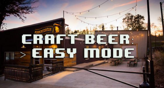 Craft Beer Easy Mode