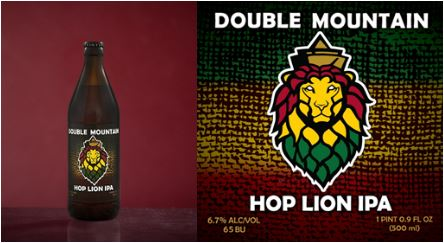 Double Mountain - Hop Lion IPA