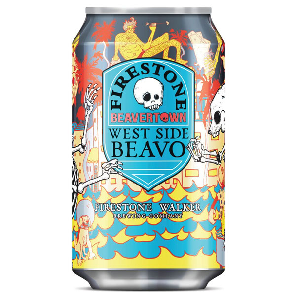 Firestone Walker - Beavertown - West Side Beavo