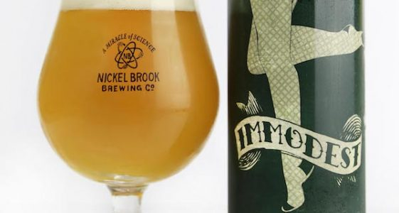 Nickel Brook Immodest