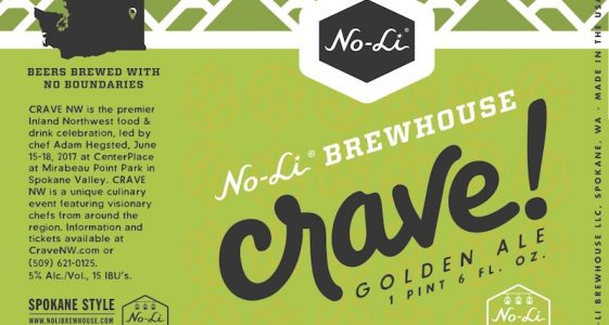 No-Live Crave Golden Ale